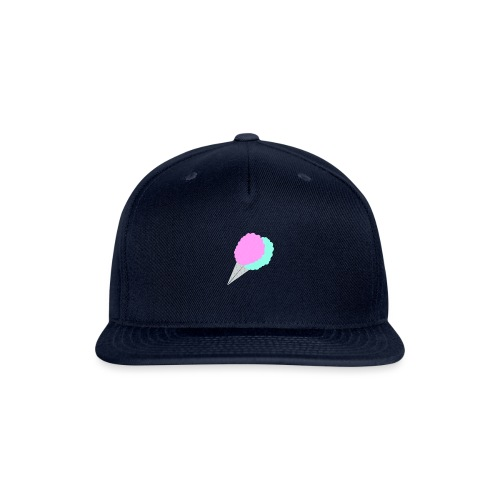 Cotton Candy - Snapback Baseball Cap