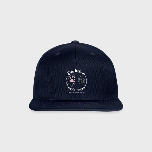 Pawtner Light - Snapback Baseball Cap