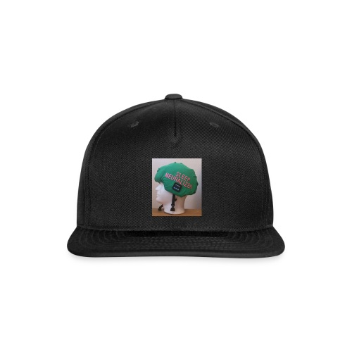 Sleep Neuralizer Helmet Model - Snapback Baseball Cap