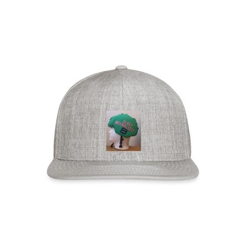 Sleep Neuralizer Helmet Model - Snapback Baseball Cap