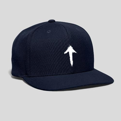 1Up sign - Snapback Baseball Cap