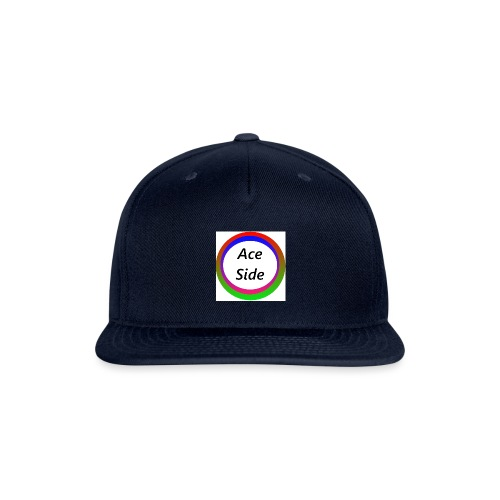 AceSide - Snapback Baseball Cap