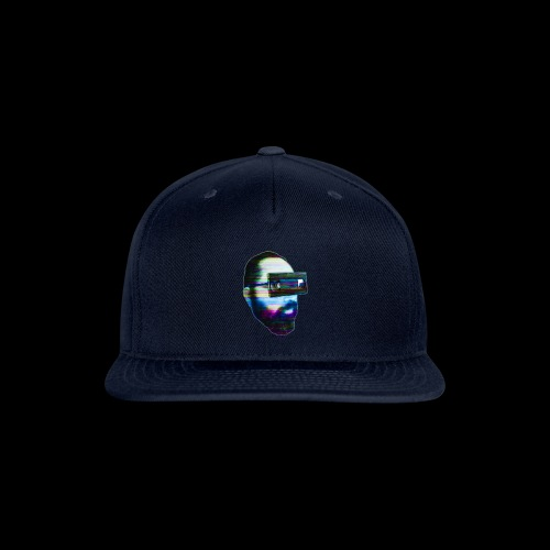 Spaceboy Music - Glitched - Snap-back Baseball Cap
