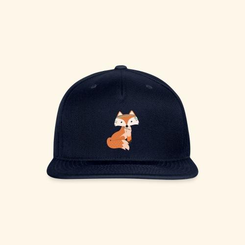Felix Fox - Snapback Baseball Cap