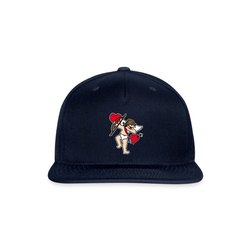 Dabbing Cupid For Valentines Day Gift T shirts - Snapback Baseball Cap