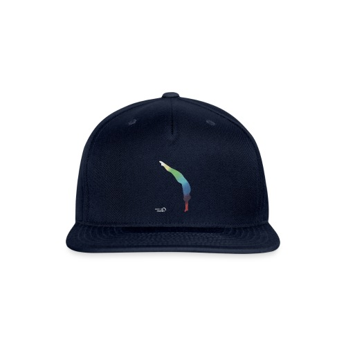 Back Dive - Snap-back Baseball Cap