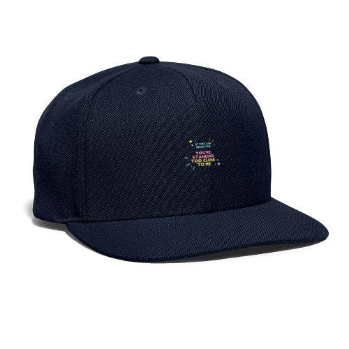 Fight Corona - Snapback Baseball Cap