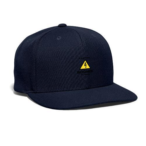 Boomer on board - Snapback Baseball Cap