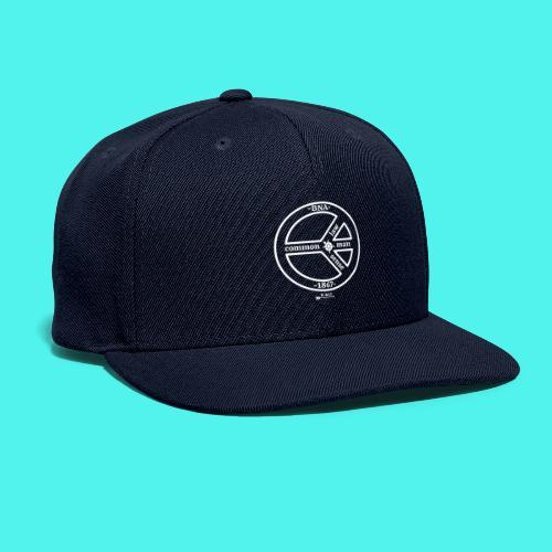 BMG Common Law Logo - Snapback Baseball Cap