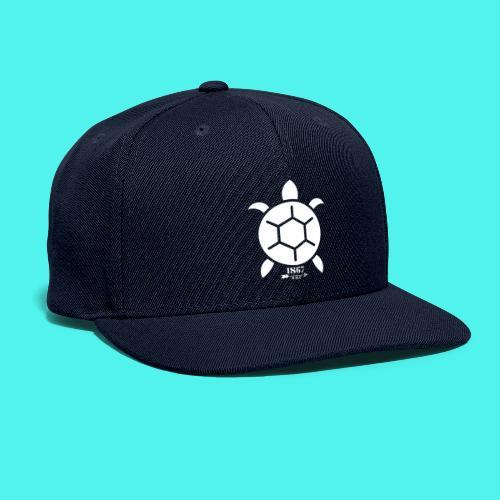 BMG- Turtle Island-1867 - Snapback Baseball Cap