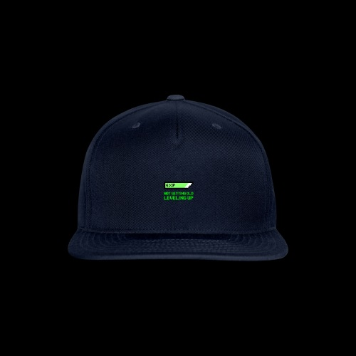 Not Getting Old - Leveling Up - Snapback Baseball Cap