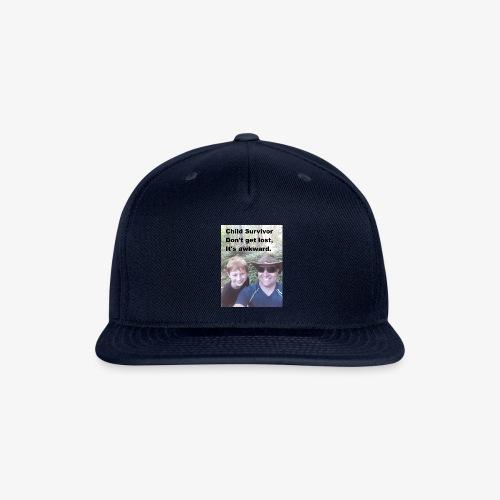 Awkward Shirt - Snapback Baseball Cap
