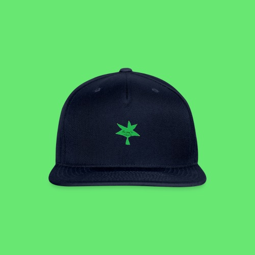 ESCLUSIVE!! 420 weed is coolio for kidlios SHIrT!1 - Snap-back Baseball Cap