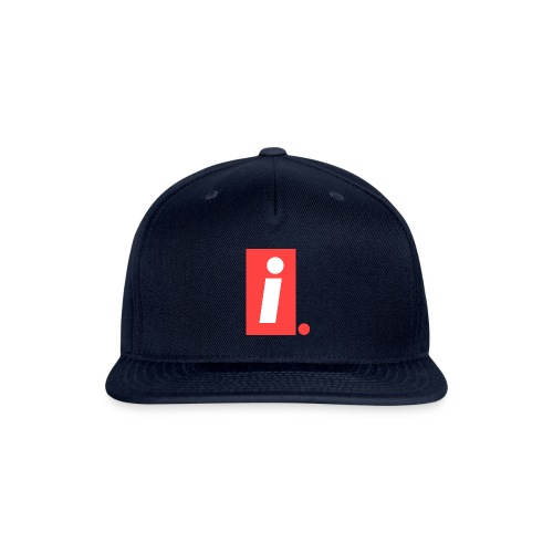 Ideal I logo - Snapback Baseball Cap