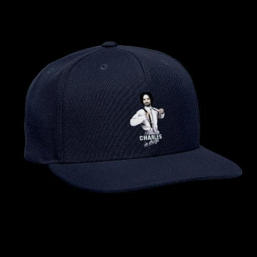 CHARLEY IN CHARGE - Snapback Baseball Cap