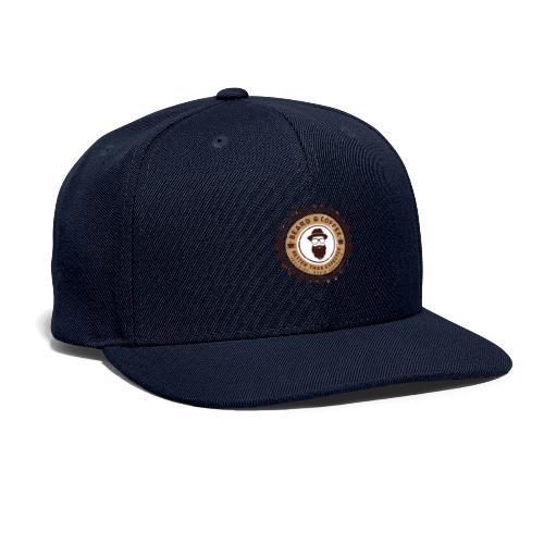 Beard and Coffee Merch - Snapback Baseball Cap