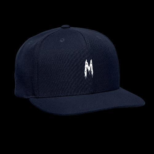 MIXED Melt Logo - Snapback Baseball Cap