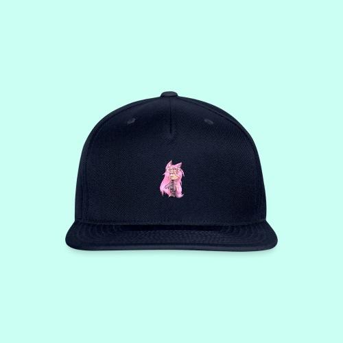 Pink Gacha Life Oc - Snapback Baseball Cap