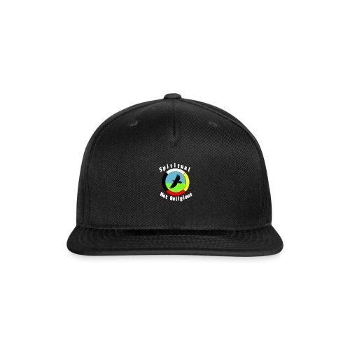 Spiritualnotreligious - Snapback Baseball Cap