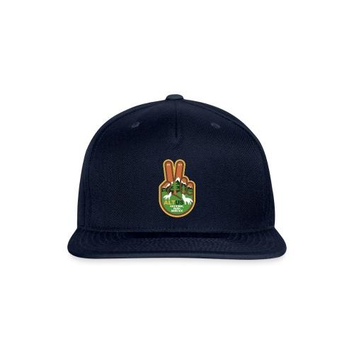 ALT US National Park Service - Peace - Snap-back Baseball Cap