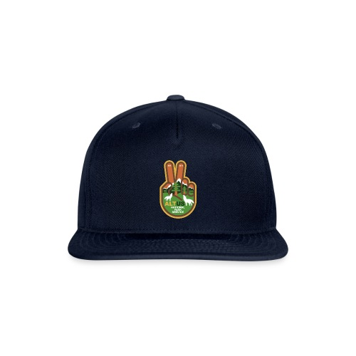 ALT US National Park Service - Peace - Snapback Baseball Cap