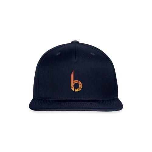 BossUp101 Icon - Snap-back Baseball Cap