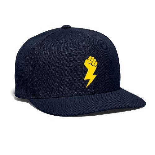 Power Fist - Snapback Baseball Cap