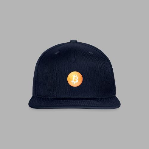 Bitcoin - Snapback Baseball Cap