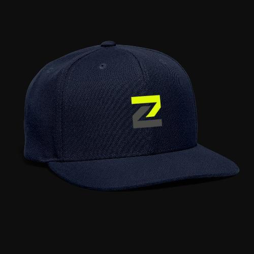 team Zecro official logo - Snapback Baseball Cap