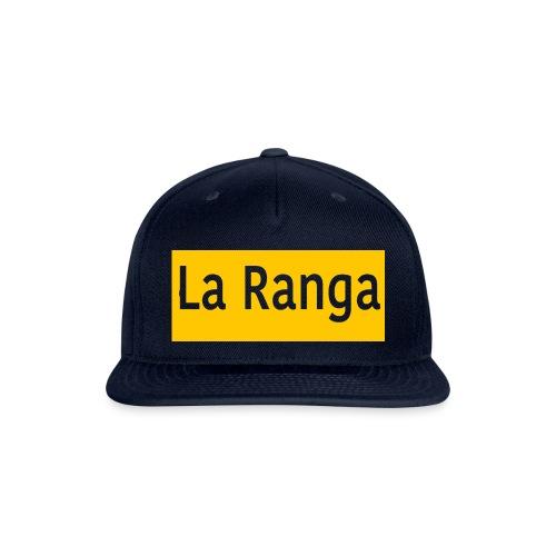 La Ranga gbar - Snapback Baseball Cap
