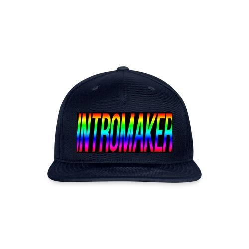 intromaker T SHIRT - Snapback Baseball Cap