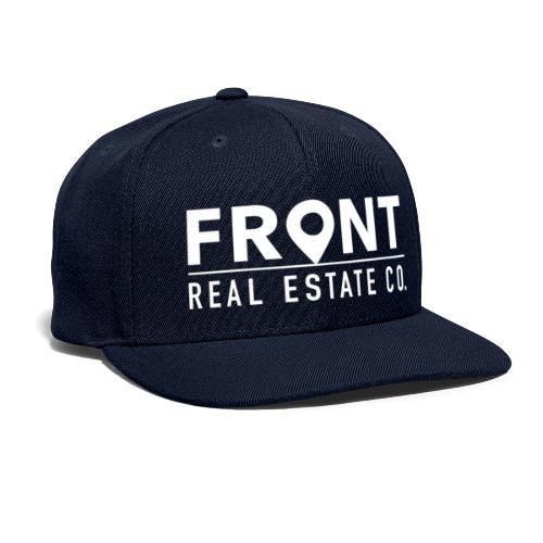 Front Logo T Shirt - Snapback Baseball Cap