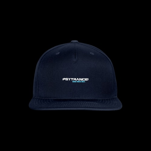 PSYTRANCE - Snap-back Baseball Cap