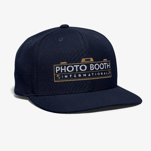 PBI Distressed - Snapback Baseball Cap
