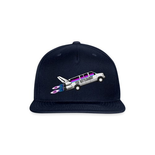 Rocketship - Snap-back Baseball Cap
