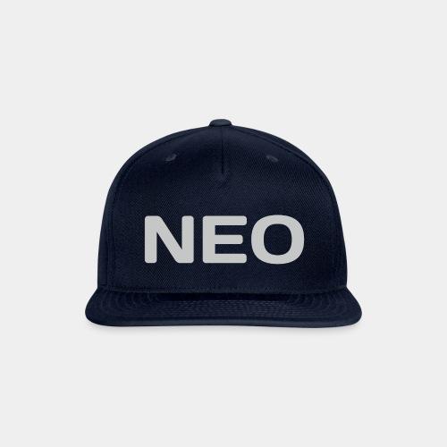 neo - Snapback Baseball Cap