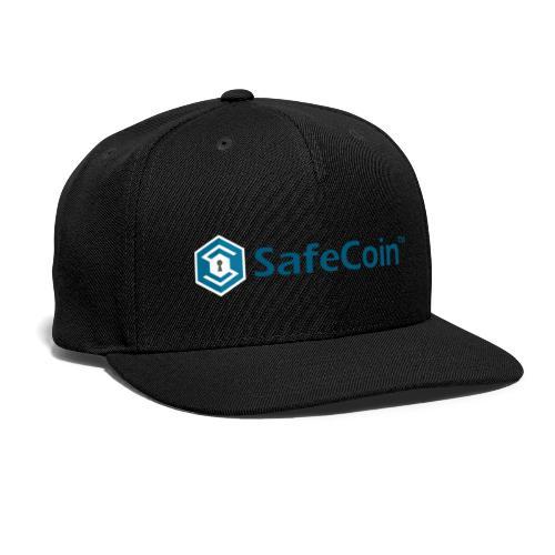 SafeCoin - Show your support! - Snapback Baseball Cap