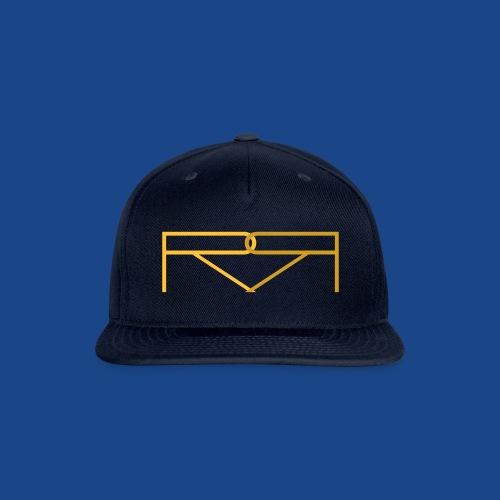 ronald renee gold - Snap-back Baseball Cap