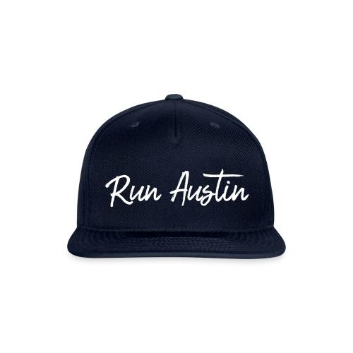 Run Austin Virtual Series - Snap-back Baseball Cap