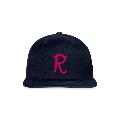 R - Snapback Baseball Cap