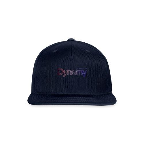 Dynamy Logo - Snap-back Baseball Cap
