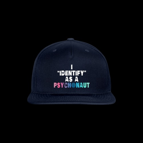 Identify Psychonaut - Snapback Baseball Cap