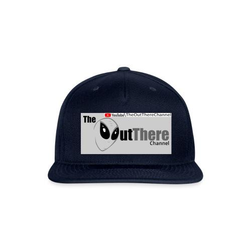 Tshirt OTchan Banner v3 2018 11 05 with Back PINKY - Snapback Baseball Cap