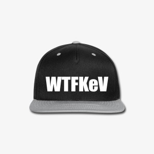 WTFKeV - Casquette de baseball Snapback