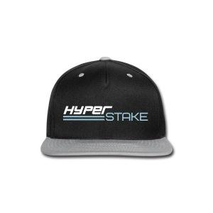 HYP Hat Full Logo - Snap-back Baseball Cap