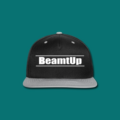 Original BeamtUp Logo - Snap-back Baseball Cap