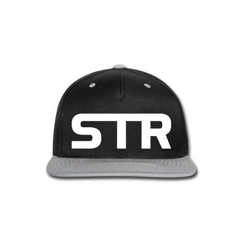 STR - Snap-back Baseball Cap