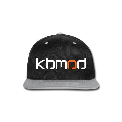 logo2 - Snap-back Baseball Cap