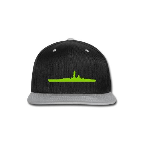 battleship - Snap-back Baseball Cap