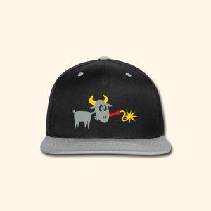 Goat Hat - Snap-back Baseball Cap